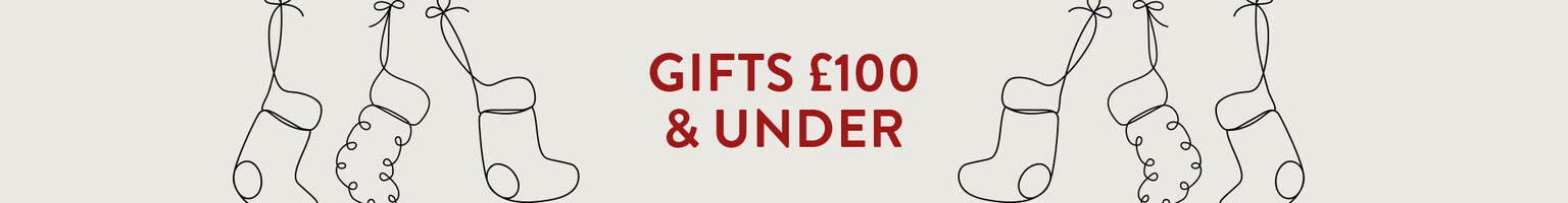 Shop Gifts £100 & Under