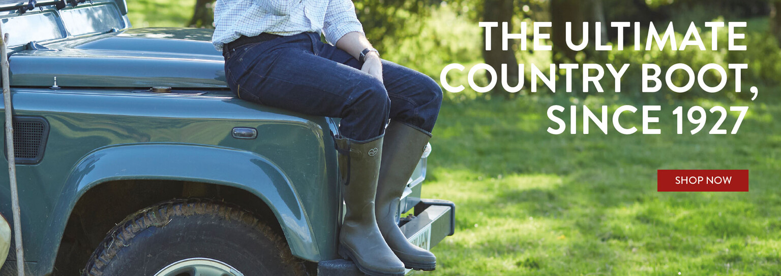 The Ultimate country boot, since 1927