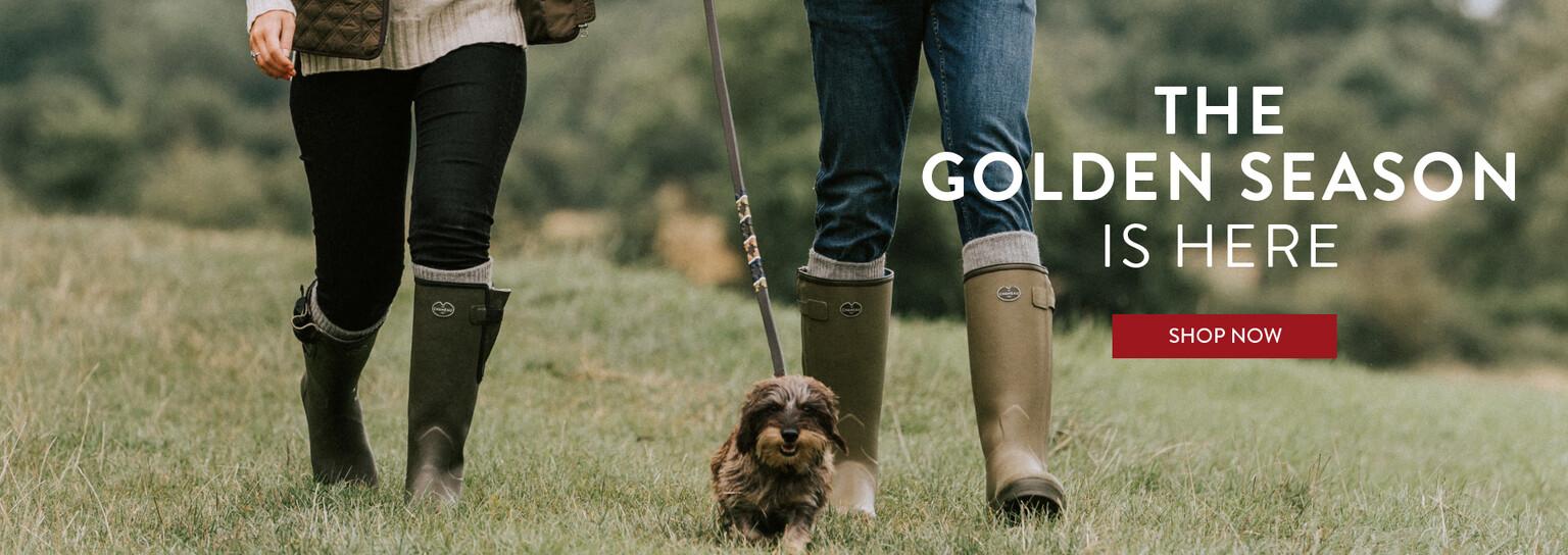 Explore our Autumn Boots