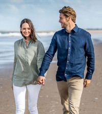Shop the Schoffel Linen Collection