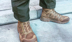 Durable Tactical Footwear & Boots