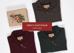 Shop Men's Knitwear
