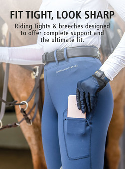Shop Women's Riding Tights & Breeches