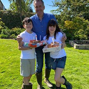 Introduce your Children to Gardening with Matthew Wilson
