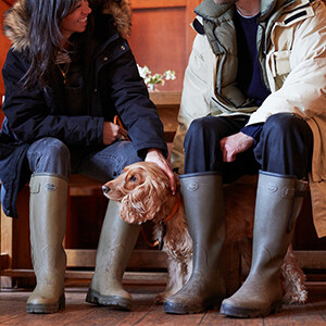 5 Simple Ways to Care for Your Wellies