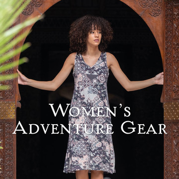 Womens Adventure Gear