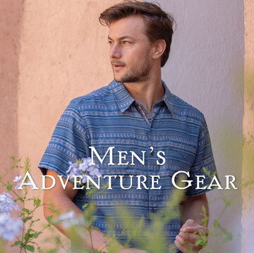 Mens Adventure Gear