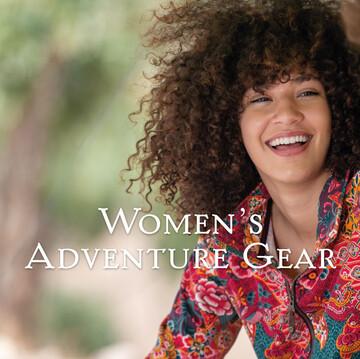 Womens Adventure Gear