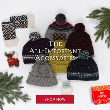 Shop Sherpa Accessories