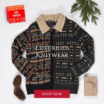 Shop Sherpa Knitwear