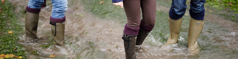 5 Ways to Refresh Your Wellies