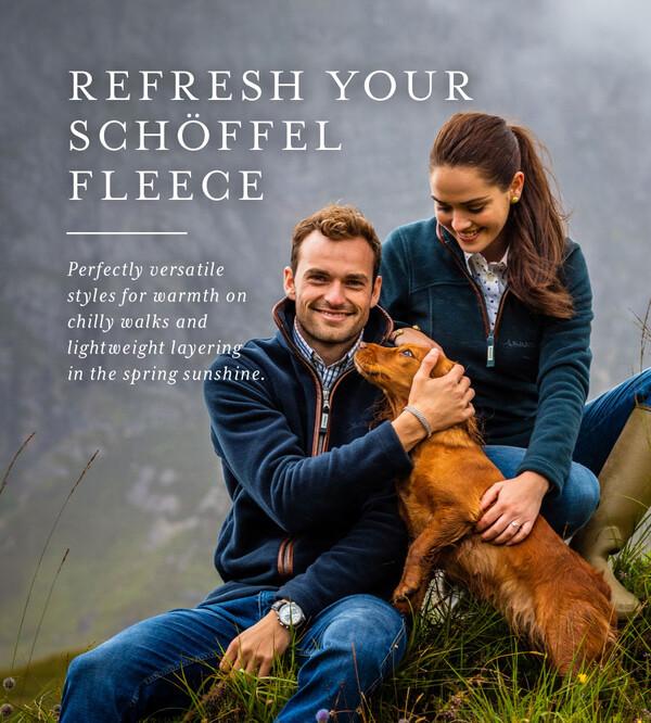 Shop Schoffel Fleece
