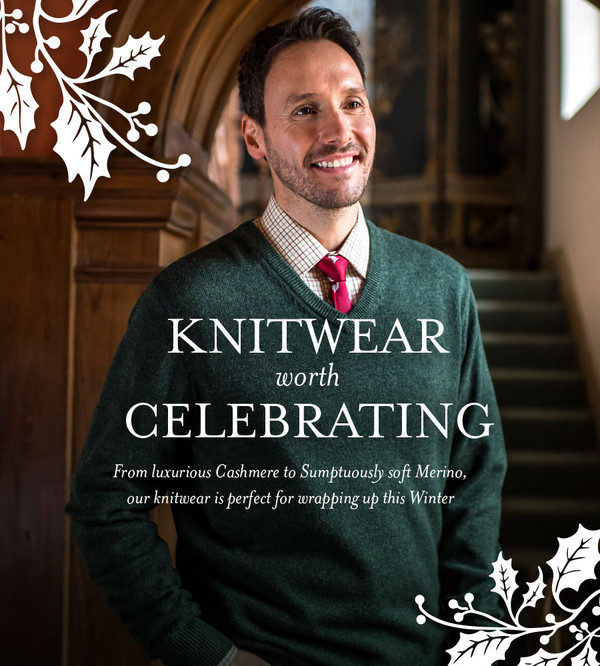 Schoffel Knitwear Collection