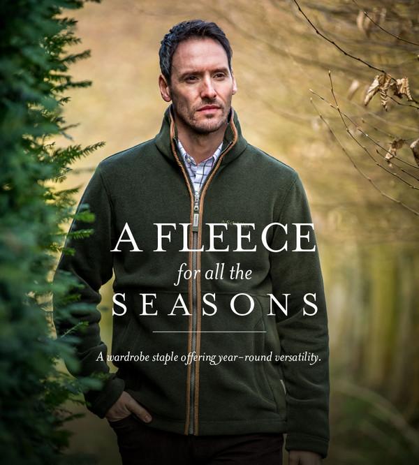 Schoffel Fleece Collection