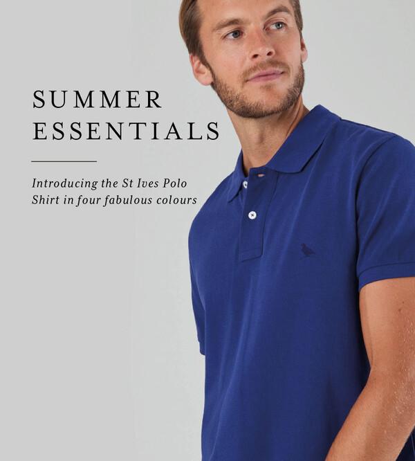 Shop Schöffel Men's St Ives polo shirt