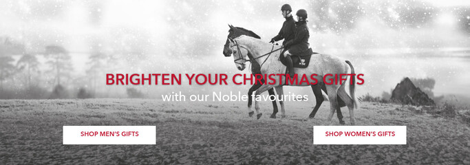 Shop Noble Equestrian Christmas Gifting
