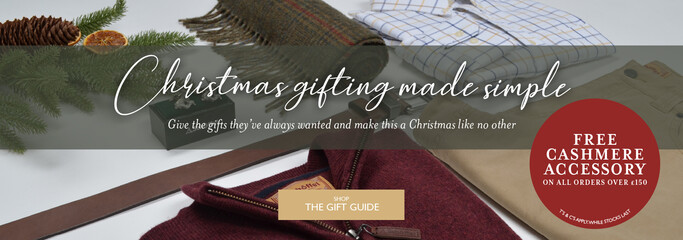 Shop the Schoffel Christmas Gift Guide