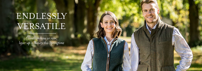 Shop Schoffel Country Vest's & Gilets