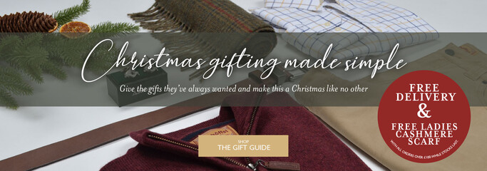 Schoffel Country Christmas Gift Guide