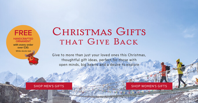 Shop the Sherpa Christmas Gift Collection Now
