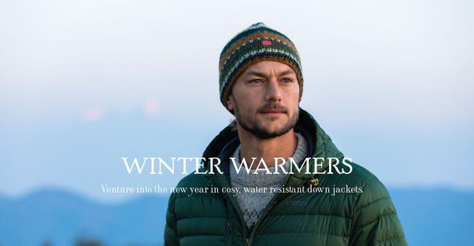 Sherpa Adventure Gear Down Jackets