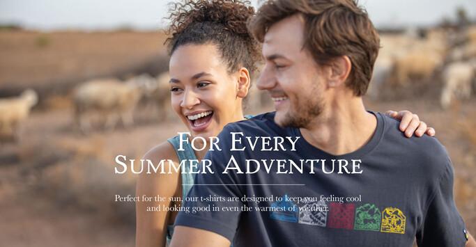 Sherpa Adventure Gear T-Shirts