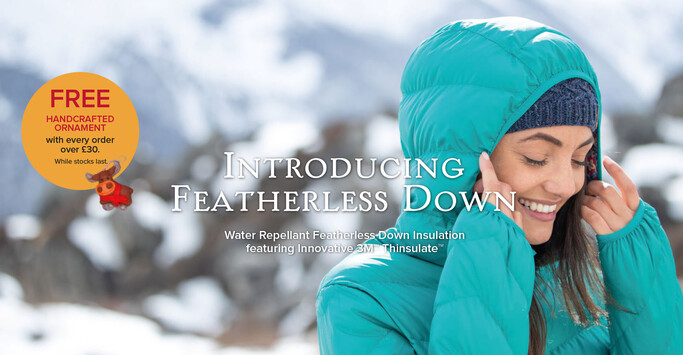 Sherpa Adventure Gear Featherless Down with Gift With Purchase