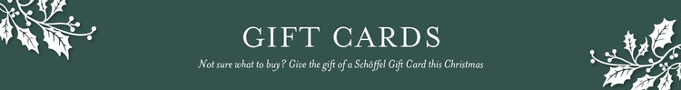 Schoffel Gift Cards