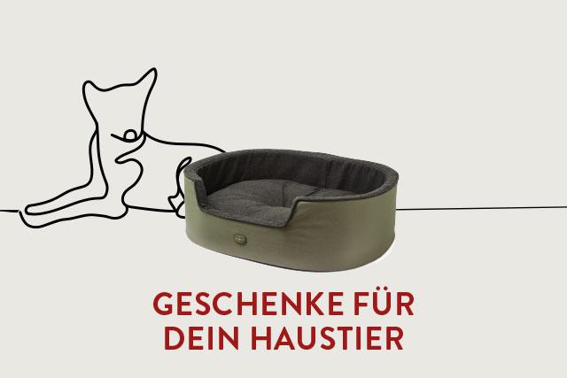 Accessoires für Hunde