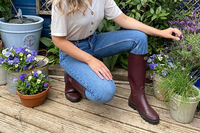Shop the stylish Giverny boot
