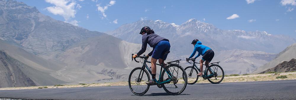 Jen Gurecki's Bucket List Ride Across Nepal