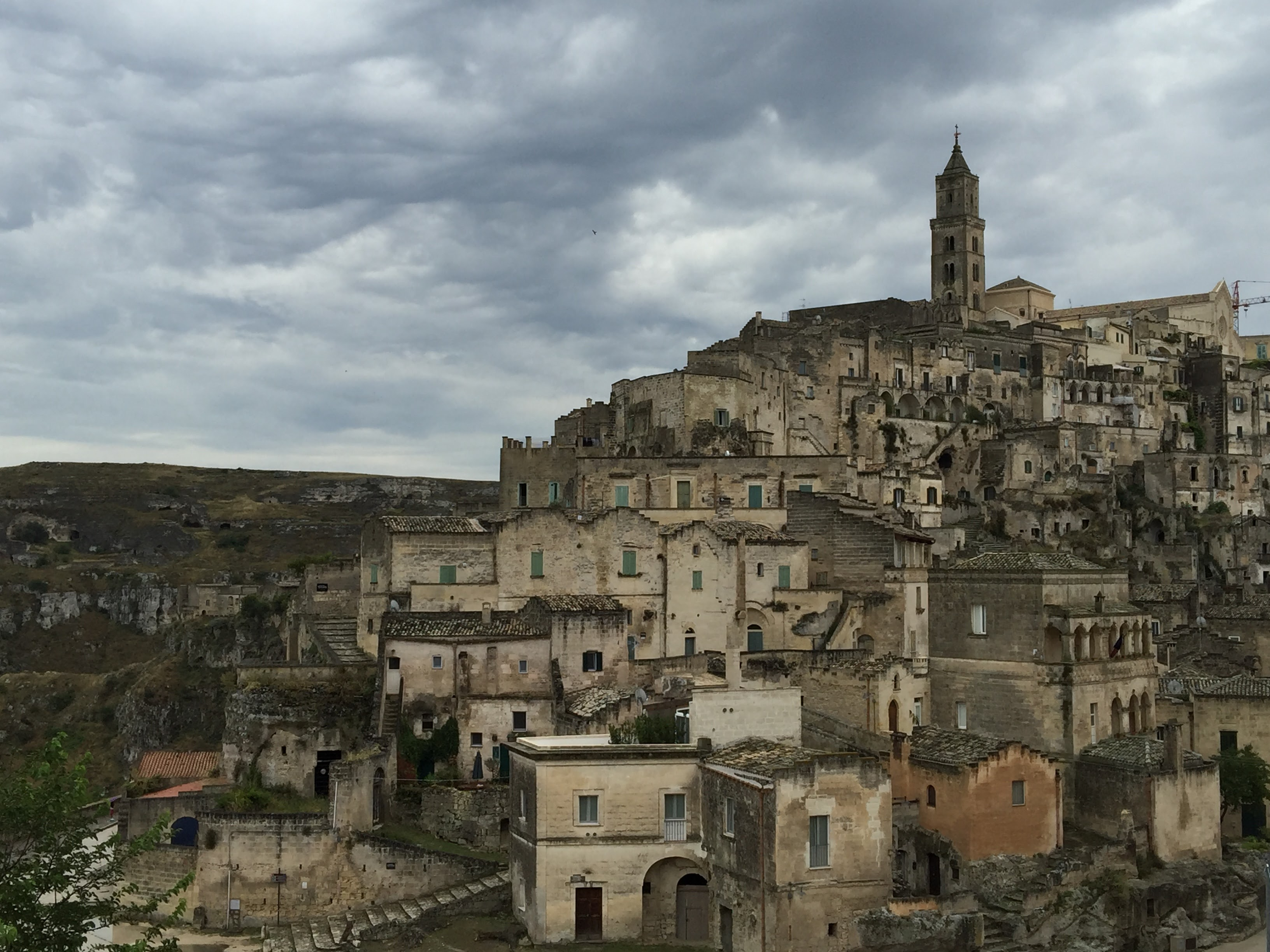 The dawn of a new age for Matera, Italy
