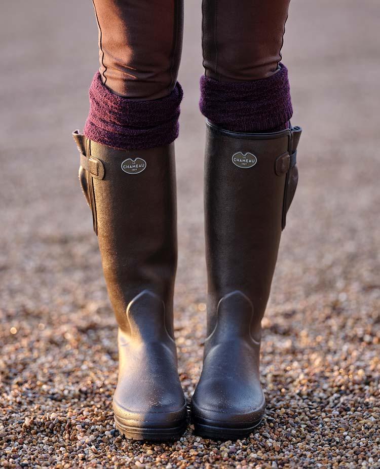 Men's Boots | Le Chameau Official