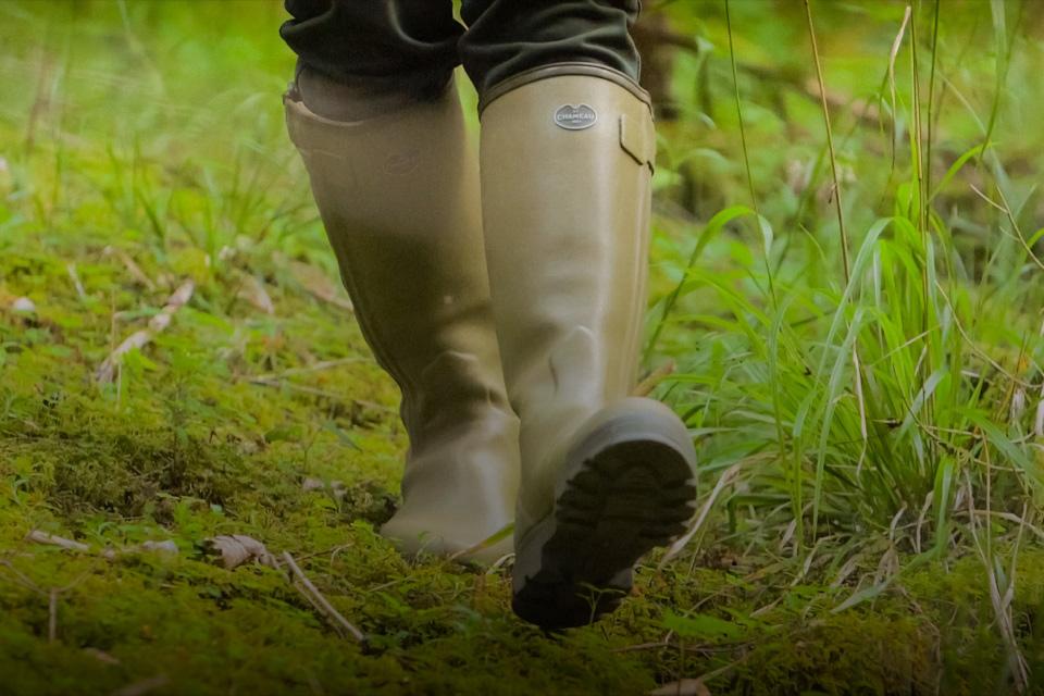 Entdecken Sie den Chasseur Heritage-Stiefel mit Lederfutter