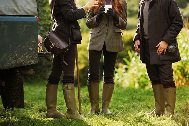 Entdecken Sie die Chasseur-Stiefel von Le Chameau mit wasserdichtem Reißverschluss