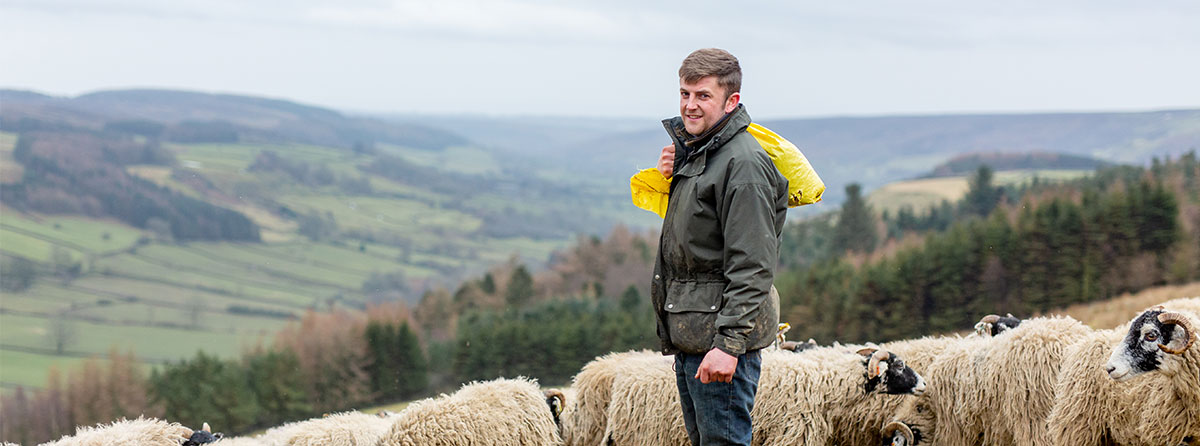 On the Feet of Our Farmers: Luke Doughty