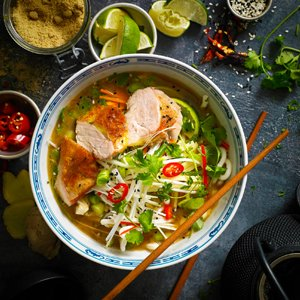 The Perfect Recipe for Slow Roast Pheasant Ramen