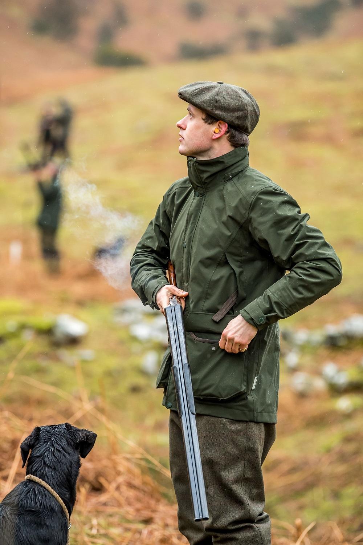 Ptarmigan Pro Shooting Coat