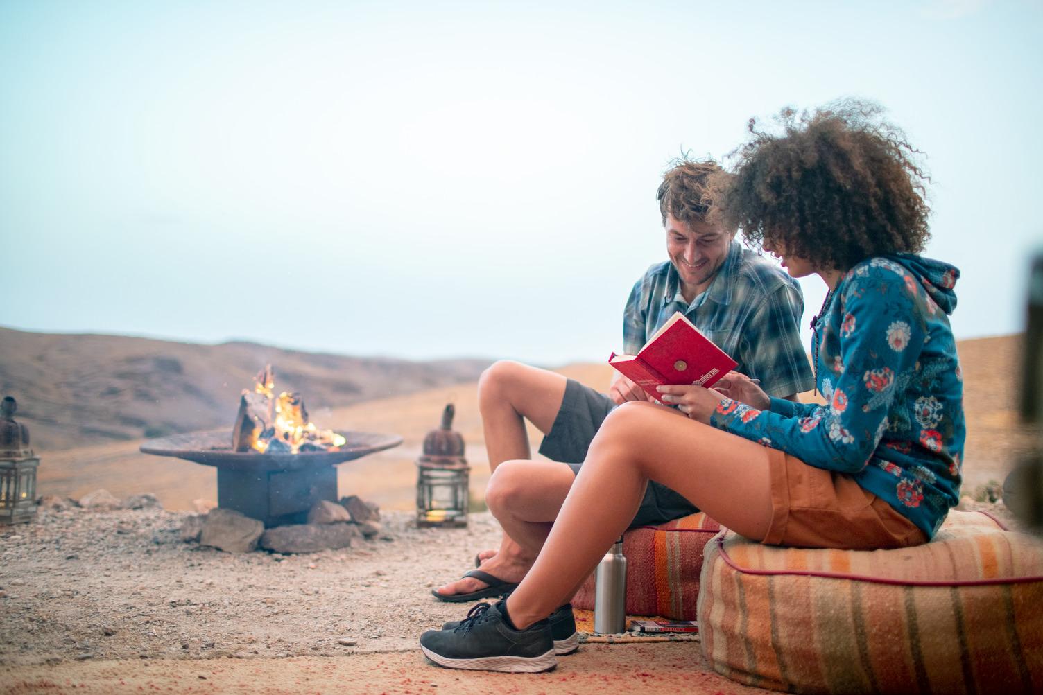 Marokko entdecken; ein Tagebuch hilft dir, deine Reise in Erinnerung zu behalten