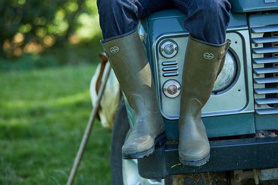 Shop the Versatile Vierzon perfect for wet weather