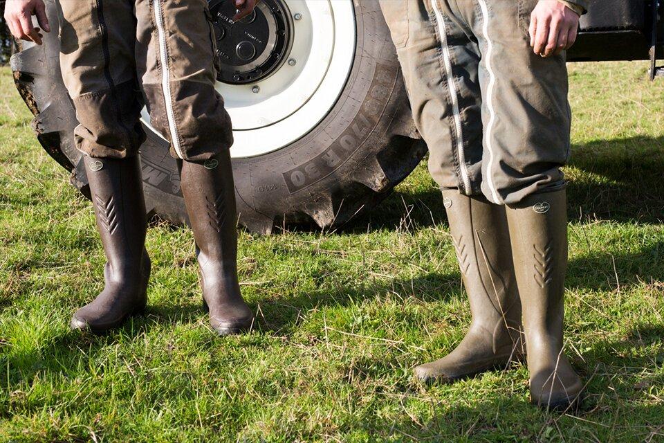 Explorez toutes les bottes pour hommes. Des bottes premium en caoutchouc et en cuir.