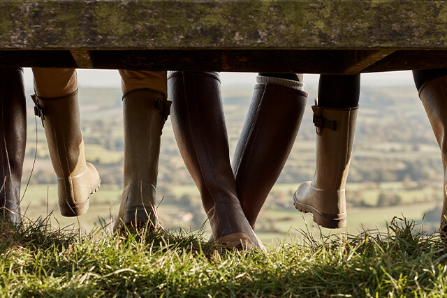 Shop all women's boots. Premium rubber boots and leather boots.