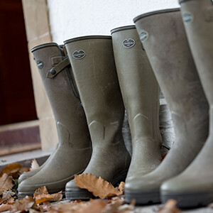 The Best Wellingtons for Autumn & Winter
