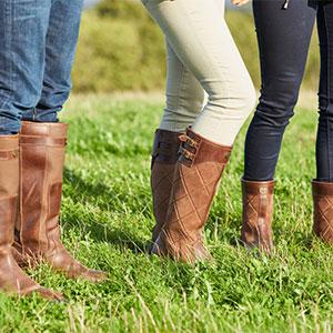 Prendre soin de vos bottes en cuir
