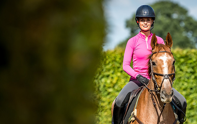 Noble Equestrian provides passionate riders with innovative high-performance clothing and equipment.