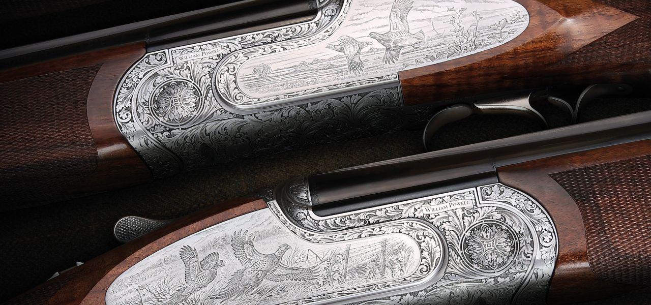 William Powell Guns