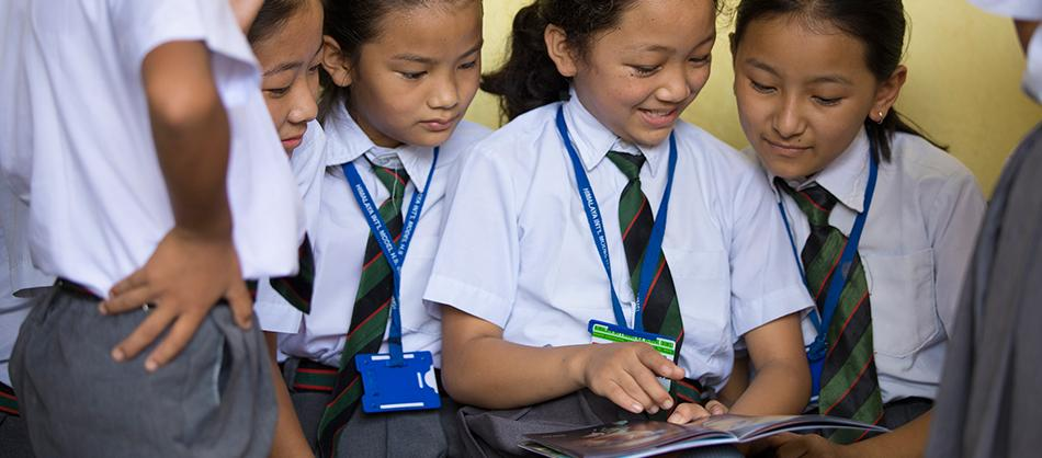 Educating Nepal #1