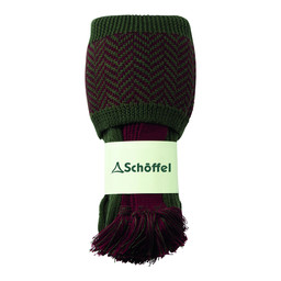 Schoffel Country Herringbone Sock in Forest