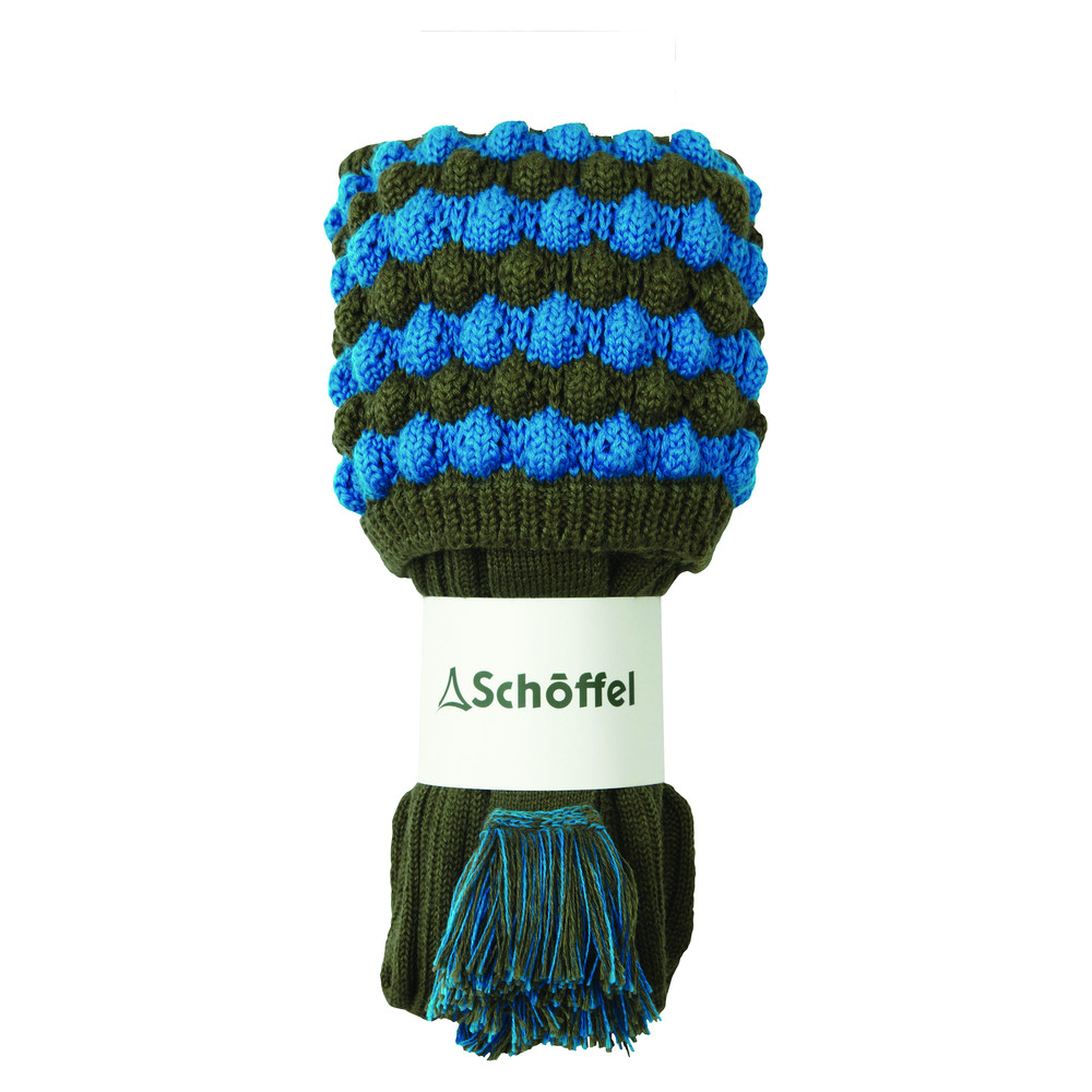 Bobble Sock Forest/Blue
