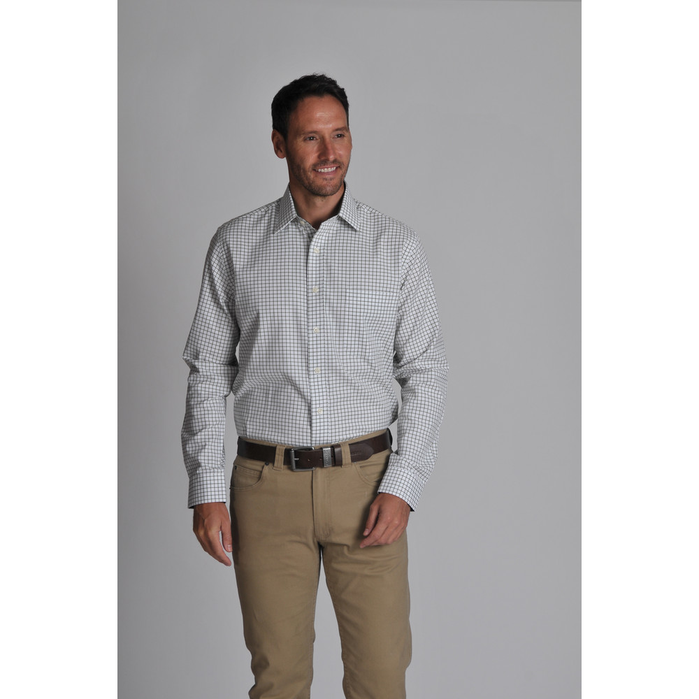 Cambridge Classic Shirt Olive